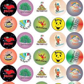 stickers-italian